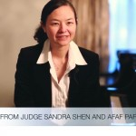 Message from Judge Sandra Shen